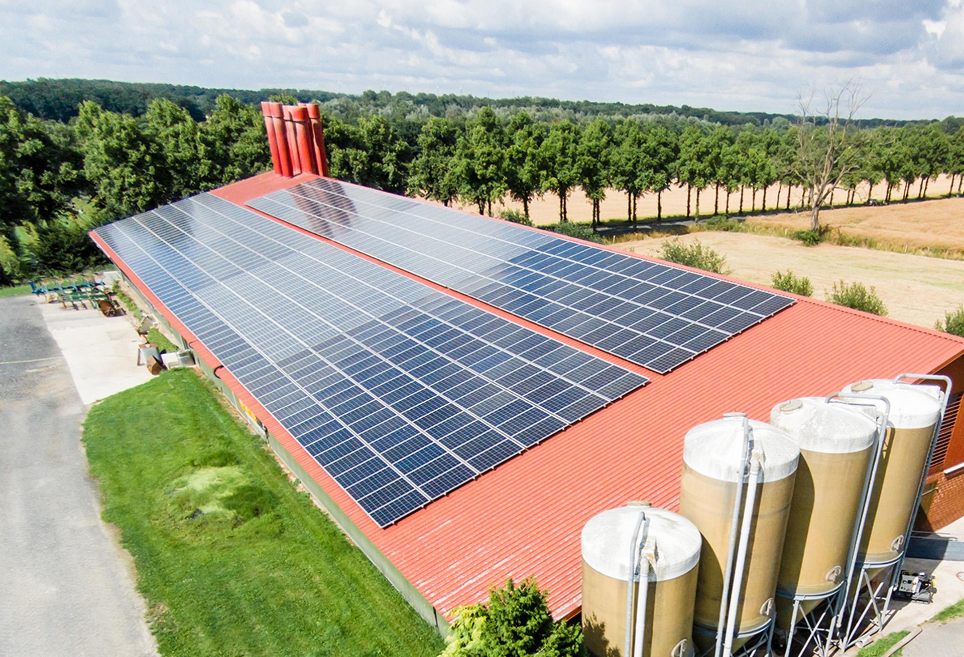 agroenergia na montaż instalacji fotowoltaicznych